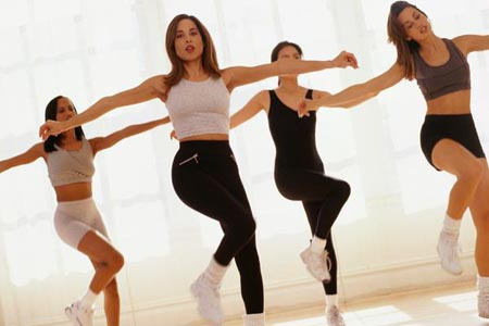 Aerobics for Toned Thighs