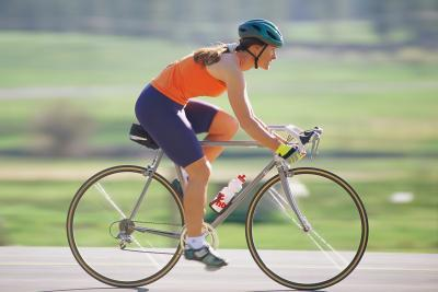 Cycling for Toned Muscular Thighs