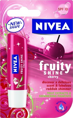 Nivea Fruity Shine Cherry