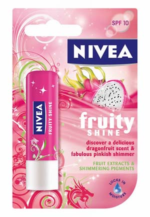 Nivea Fruity Shine Dragon Fruit