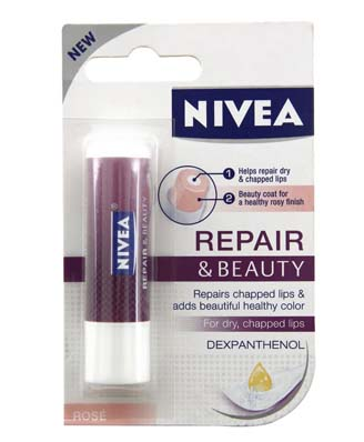 Nivea Repair and Beauty Lip Balm