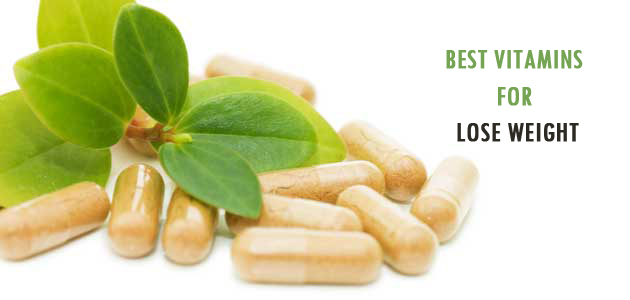 Lose Weight with Vitamins