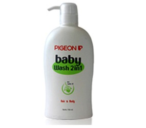 Pigeon Baby Wash 2 in 1 Hair and Body