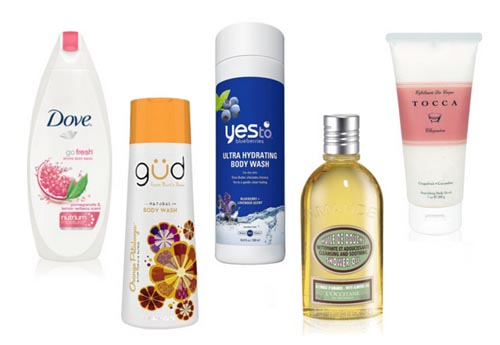Top 10 Best Body Washes in India