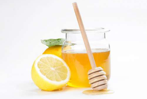 Honey and Lemon Mask