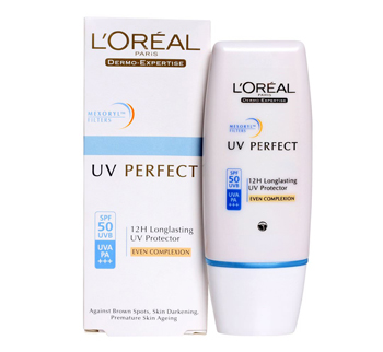 L'Oreal Women UV Perfect 12H UV Protector