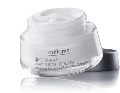 Optimals White Night Cream
