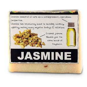 Soulflower Jasmine Soap