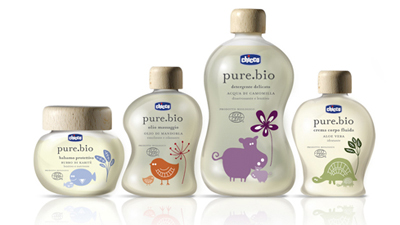 Chicco – Pure Bio Baby Product