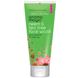 Aroma Magic Neem & Tea Tree Face Wash for Oily Skin