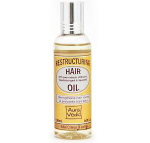 Auravedic Restructuring Hair Oil