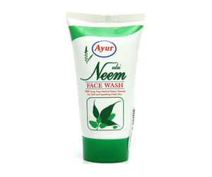 Ayur Neem Tulsi Face Wash