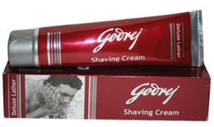 Godrej Deluxe Lather Shaving Cream
