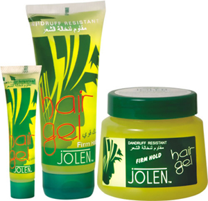 Jolen Hair Gel Firm Hold Hair Styler