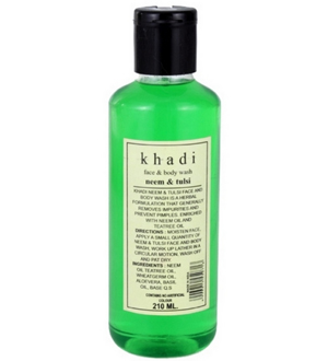 Khadi Neem Herbal Face Wash