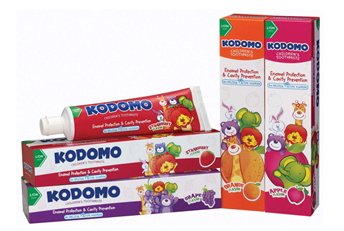 Kodomo Lion Children Toothpaste
