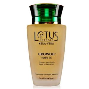 Lotus Herbals Kera Veda Grow Oil