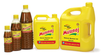 Mustard Oil for hair