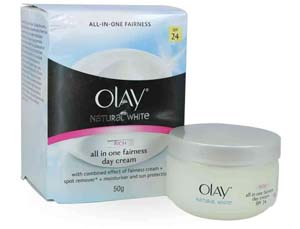 Olay Natural White Cream
