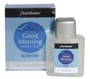 Park Avenue Good Morning After Shave Lotion with Spray