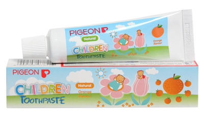 Pigeon Children Toothpaste