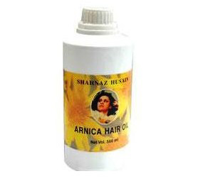 Shahnaz Husain Arnica Hair Oil