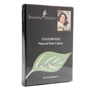 Shahnaz Husain Colourveda Natural Hair Color