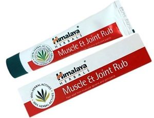 Himalaya Herbals Muscle and Joint Rub Pain Relief