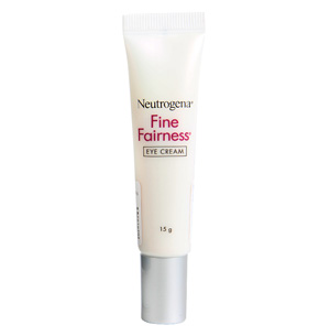 Neutrogena Fine Fairness Eye Cream