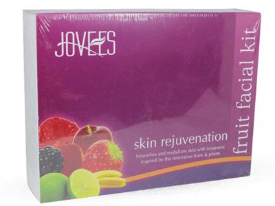 Jovees Skin Renovation Fruit Facial Kit