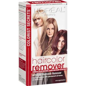 L'Oreal Paris Colorist Secrets Haircolor Remover