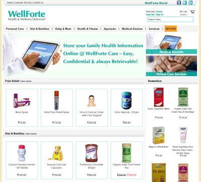 WellForte-online-store