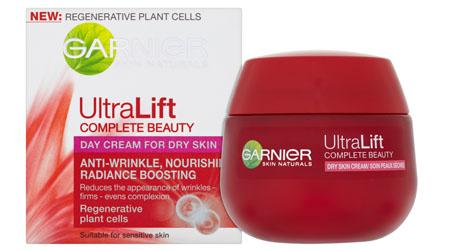 Garnier UltraLift Anti-Wrinkle Firming Day Cream