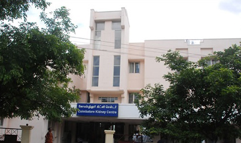 mbatore Kidney Hospital in India
