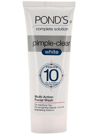 Pond's Pimple Clear Complete White Face Wash