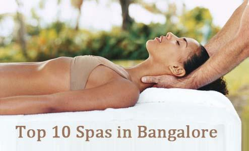 Top 10 Best Spas in Bangalore