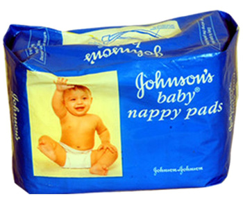 Johnson & Johnson Diaper
