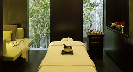 The Aman Spa delhi