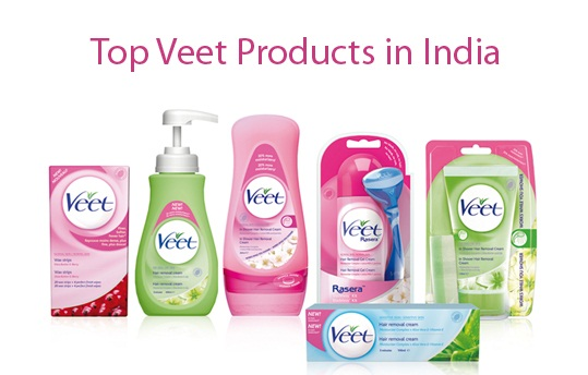 Top 5 Best Veet Products in India
