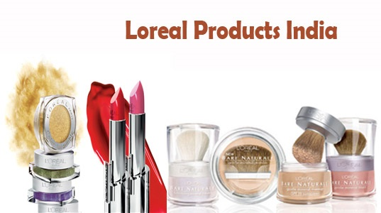 l'oreal paris products India