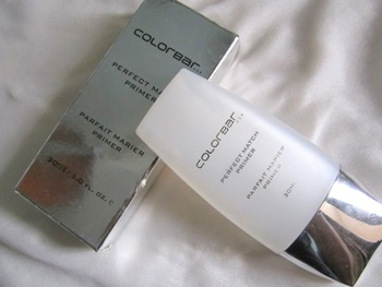 Colorbar Perfect Match Face Primer