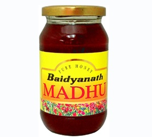 Baidyanath Honey brand