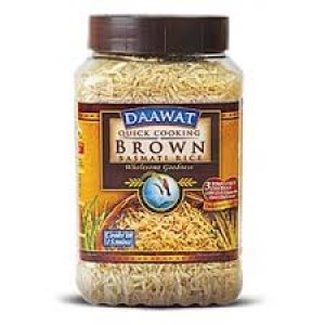 Daawat Quick Cooking Brown Rice