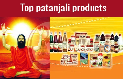 Top Baba Ramdev Patanjali products