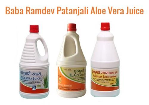 Baba Ramdev Patanjali Aloe Vera Juice