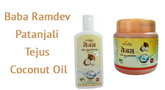 Patanjali Tejus Pure Coconut Oil Review