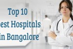 Top Hospitals in Bangalore