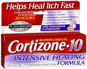 Cortizone 10 Intensive Healing