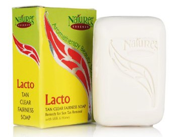 Nature's Essence Lacto Tan Clear Fairness Soap