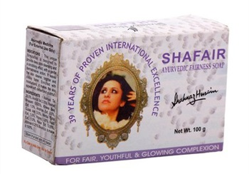 Shahnaz Husain Shafair Ayurvedic Fairness Soap